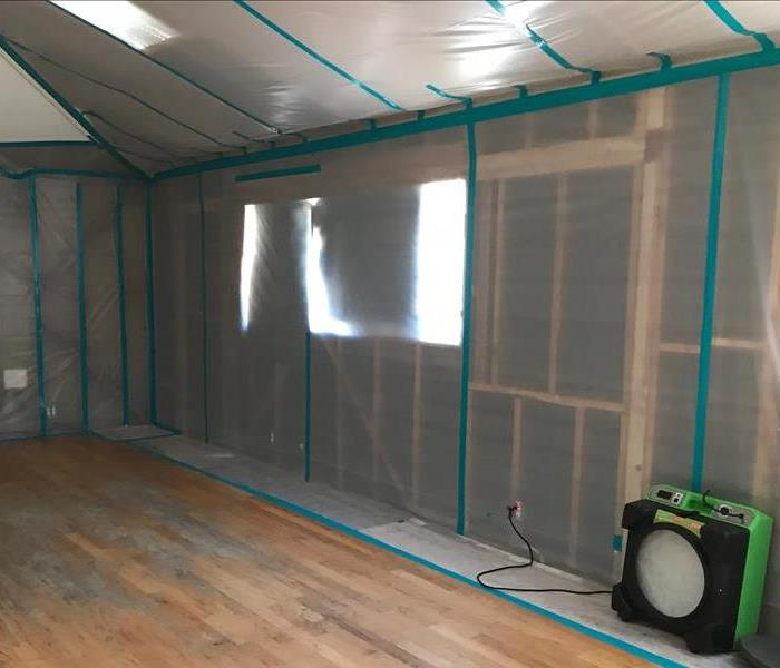 Mold Remediation in Brentwood, CA