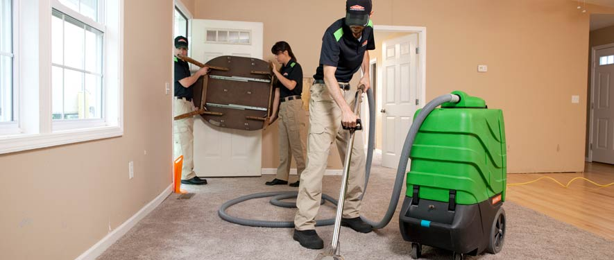 Mar Vista, CA residential restoration cleaning